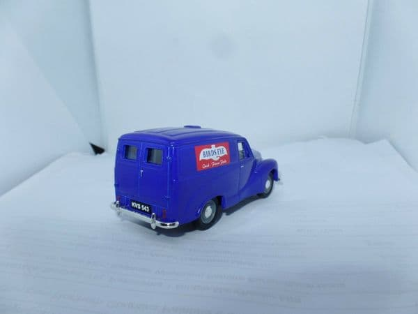 Corgi Lledo VANGUARDS VA00317   Austin A40 Van - Birds Eye Worn Box